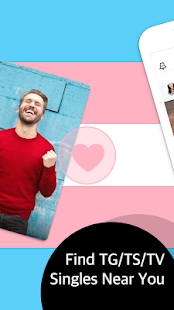 Free Transgender Dating App: Meet Trans Women Chat - náhled