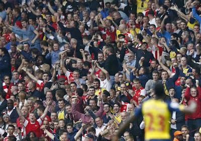 🎥 Un joueur prêté par Arsenal sort en pleurs après une insulte raciste