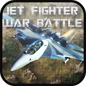 Jet Fighter War Battle