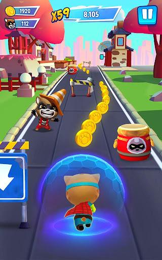 Talking Tom Hero Dash - Run Game 1.6.0.925 screenshots 12