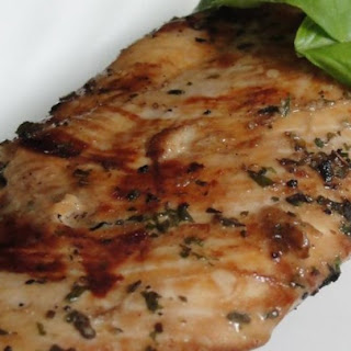 Grilled Chicken Marinade.