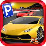 Car Parking Games: Sports 3D Icon