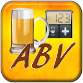 Beer brew stopwatch & Alcohol calculator - ABV