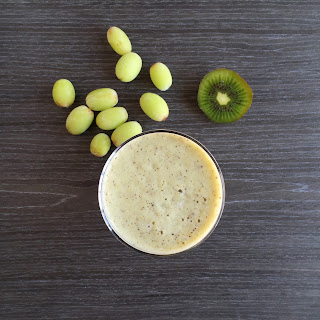 Grape & Kiwi Smoothie
