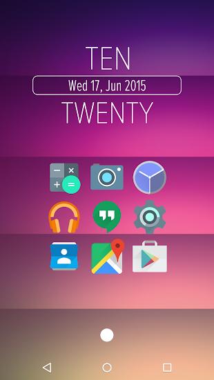 Rewun - Icon Pack- screenshot thumbnail