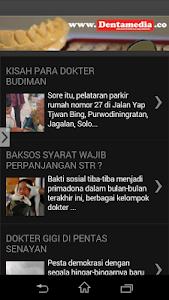 Dentamedia screenshot 0