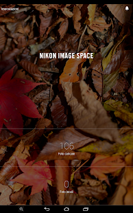 NIKON IMAGE SPACE- miniatura screenshot