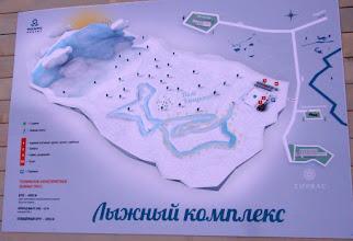 Photo: Схема трасс