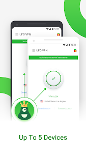 UFO VPN - Best Free VPN Proxy with Unlimited 2 2 0 + (AdFree