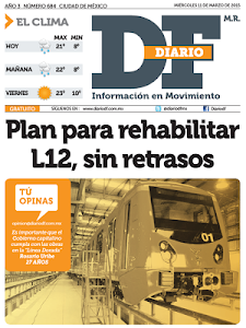 Diario DF screenshot 6
