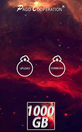1000 GB Cloud  Free Storage 5.0 screenshots 1