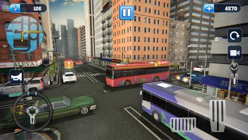 Extreme Coach Bus Simulator apkpoly screenshots 8