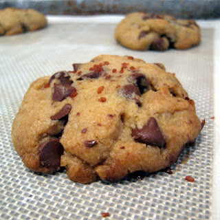 Alton Brown's #10 Chocolate Chip Cookies
