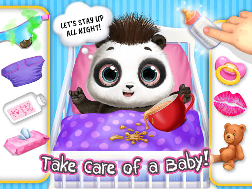 Panda Lu Baby Bear World - New Pet Care Adventure 1.0.71 screenshots 13