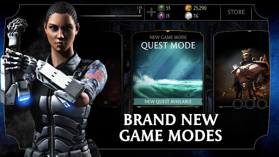 MORTAL KOMBAT X v1 21 0 Mod (Mod Money) Apk + Data - Android