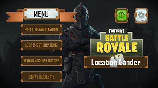Fortnite Location Lander for PC
