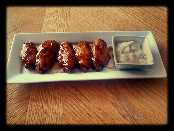 Chicken Wings In Spicy Oyster Sauce Recipe