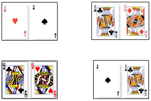 Tỉ lệ xác suât bài poker