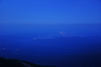 Photo: Jelenia Góra nocą