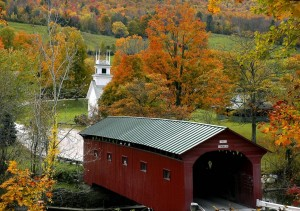Arlington VT Covered Bridge