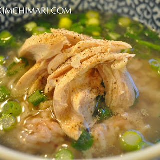 Sam Gye Tang(삼계탕) – Soup Made With Young Chicken Using Ginseng, Dates And Sweet Rice Stuffing