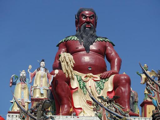 竹南五穀宮