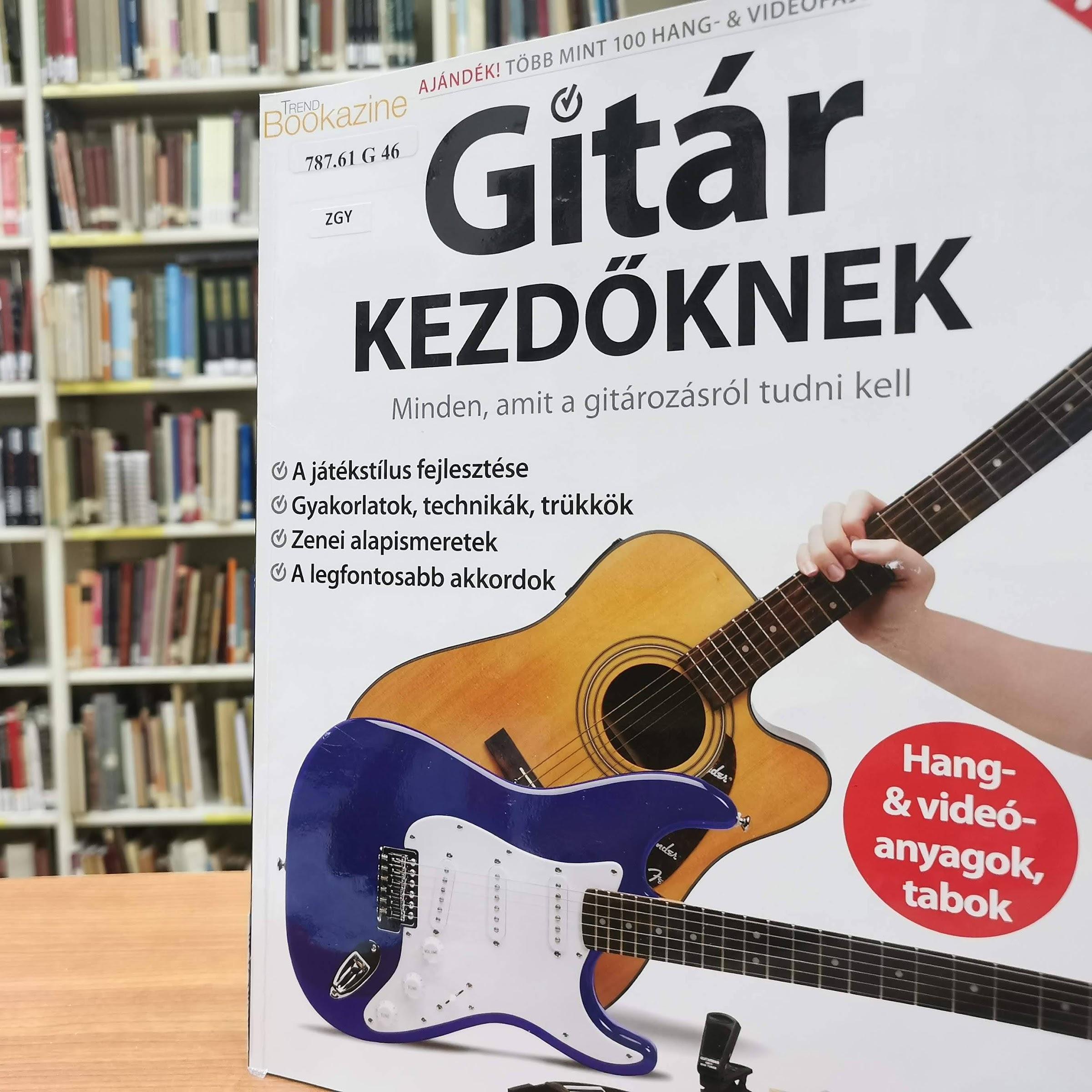 Megtanulok gitározni!