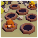 Tap Tap Punch Mouse 3D : Whack A Mole 2020 icon