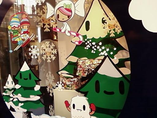 www.RickNakama.com Toki Doki LeSportsac Holiday Special