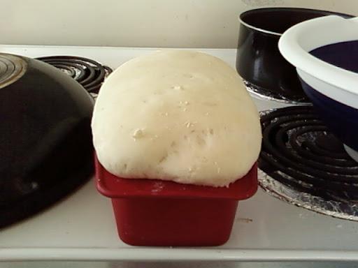 www.RickNakama.com white bread baking