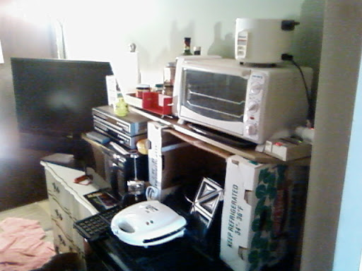 Beautiful Dorm Room Kitchen/Cooking. ... Part 10