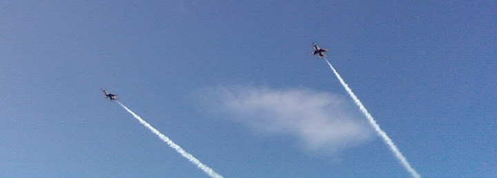 www.RickNakama.com Thunderbirds in Hawaii