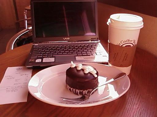 www.RickNakama.com coffee bean and tea leaf