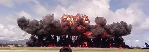 www.RickNakama.com Blue Angels Hawaii explosion