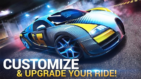 Asphalt 8 Airborne MOD APK (Unlimited Money) 5