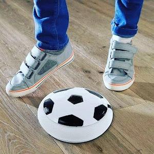 Minge disc fotbal cu aer si lumini oferta reducere 8