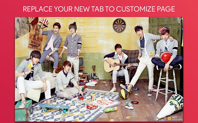 Got7 Wallpaper HD Custom New Tab
