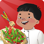 Chinese food: Cooking Game for Kids