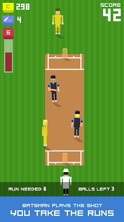 One More Run: Cricket Fever 1.62 screenshot 1716581