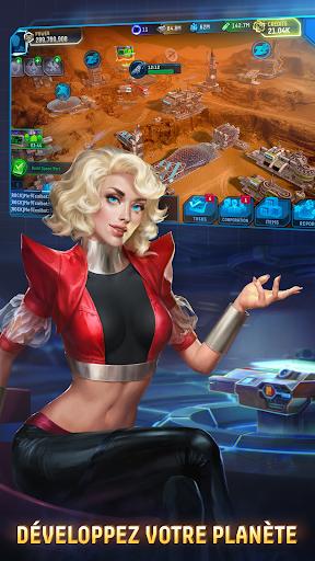 Stellar Age: MMO Strategy fond d'écran 2