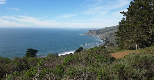 Trip to Marin County