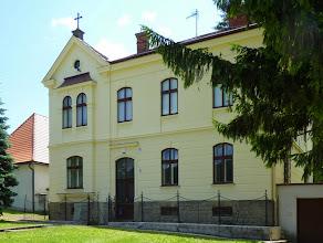 Photo: Denkmal geschützter Pfarrhof Hernstein