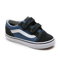 Vans Toddler Old Skool Trainer VELCRO