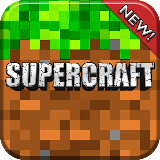 SuperCraft 冒險 App LOGO-硬是要APP