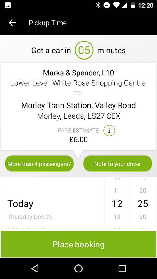 Central Morley & Central Beeston- screenshot
