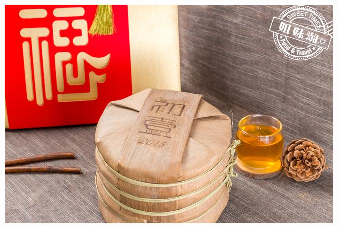 初壹茶品極品神木普洱生茶茶餅