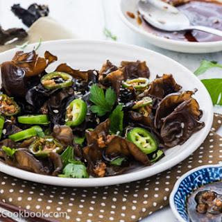 Wood Ear Mushroom Salad (凉拌木耳)