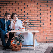 Wedding photographer Oksana Grichanok (KsushOK). Photo of 24.10.2013