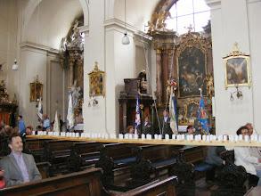 Photo: Každá svíce za jden komunistický a nacistický koncentrační tábor