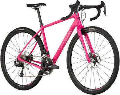 Salsa Warbird Carbon GRX 810 Di2 Bike - 700c, Pink alternate image 1